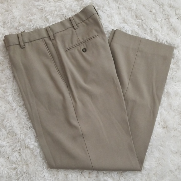 Dockers Other - Dockers Premium 30x32 Relaxed Dress Pants Brown